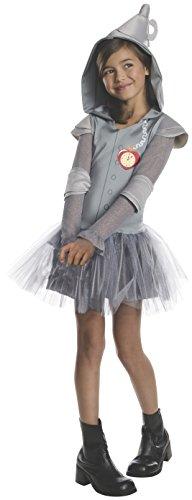 Rubies Wizard of Oz Tin Man Hoodie Dress