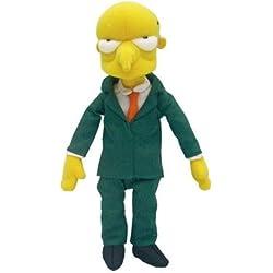 Peluche Mr. Burn dei Simpson, 37 cm