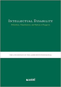 Intellectual Disability: Definition, Classification, and