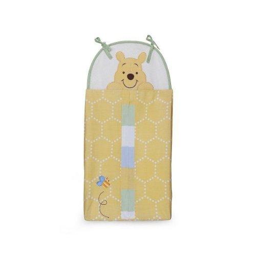 Disney Baby Peeking Pooh And Friends Diaper Stacker