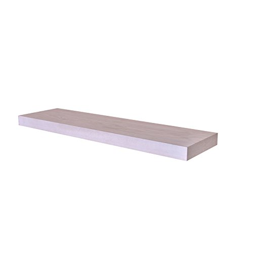 36 inch floating shelf welland veneer floating shelves white 36 inch home 3878