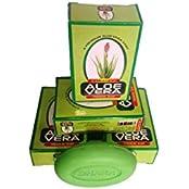 Dhara's Aloeveera Soap, 75 Ml (Pack Of 10)