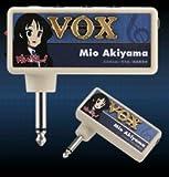 VOX けいおん! amPlug Mio Akiyama ヴォックス アンプラグ みお AP-MIO