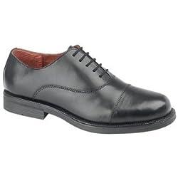 Scimitar - Scarpe eleganti da uomo stile Oxford con lacci