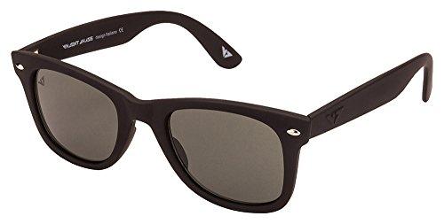 Vincent Chase VC 5147 Matte Black Green C4 Wayfarer Sunglasses (105666)
