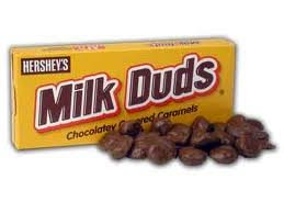 Milk Duds Candy, 5-Ounce Boxes (Pack of 3)