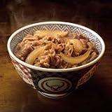 吉野家 冷凍牛丼の具 30食+2食入り