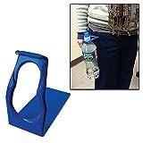 HIP-Clip Bottle Holder For Standard-Size Bottles, Blue, 1-Pack