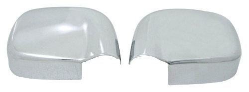Paramount Restyling 65-0200 Chrome ABS Mirror Cover – Set of 2