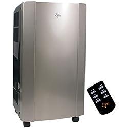 SUNTEC PROGRESS 7.0 plus - aire acondicionado portátil (A, Aluminio)