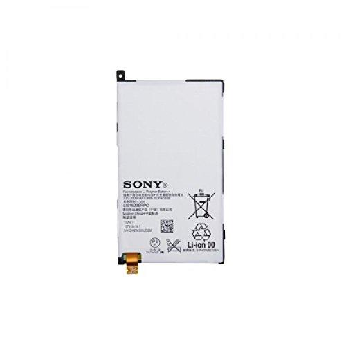 """Sony Xperia Z1 compact Akku wechseln / """"Mei Batterie is hi ..."""
