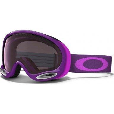 Oakley A-Frame 2.0 Helio Ski Goggles, Purple/Rose