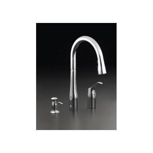 Kohler Simplice Kitchen Faucet Parts