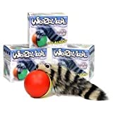 Weazel Ball - 3 Pack - Battery Operated Toy For Kids, Adults, Dogs Or Cats