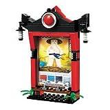 LEGO Ninjago Card Shrine, Item # 2856134 Scrinium Shrine Sensei Wu Bagged