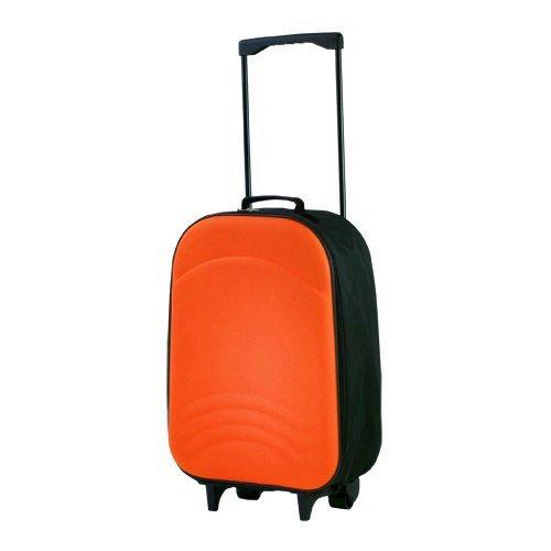 TROLLEY PLEGABLE MODELO TRAVEL DISPONIBLE EN DIFERENTES COLORES- OFERTAS OUTLET -¡ULTIMAS UNIDADES! (Naranja)