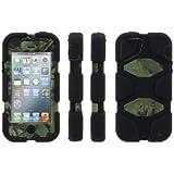 Survivor Case For IPhone 5/5s - Retail Packaging- MossyOak/Black