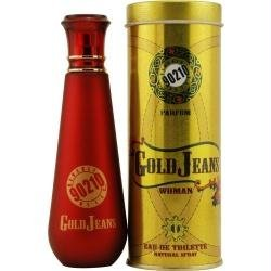 Giorgio Beverly Hills 90210 Gold Jeans Eau De Toilette Spray For Women 3.4 Ounce