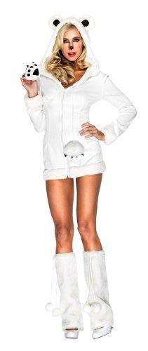 Women's Snowy Polar Bear