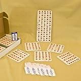 Bingo Shutter Card Game Set - 50 Card Set