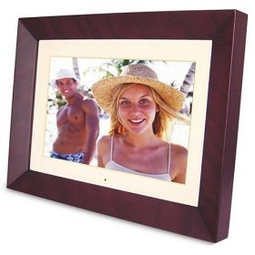 Opteka OPT15 15-Inch Digital Picture Frame with 1GB Built-In Memory:   Digital Picture Frame Christmas