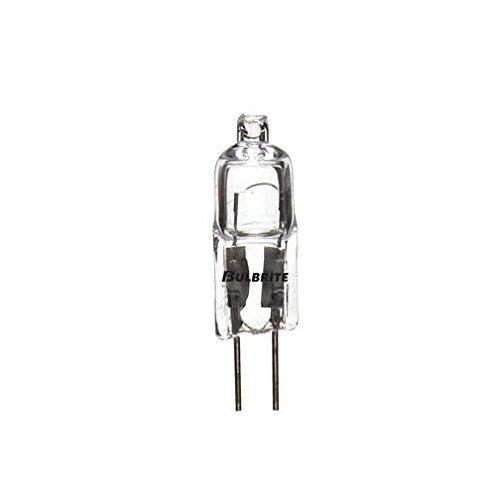 Bulbrite Q20G4/12 20-Watt Dimmable Halogen Low Voltage JC Ty