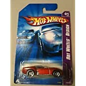 Hot Wheels Collectible Diecast Car: Hot Wheels Design Pony Up 45/180 1/4