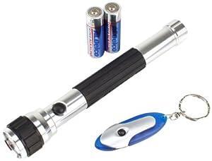 ACDelco AC378 Xenon Flashlight with 2AA Alkaline Batteries
