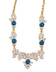 New Year 2015 N Wedding Time N Birthday Gifts-Jewbang Gold Plated Necklace For Kids - B00RLR1IGU