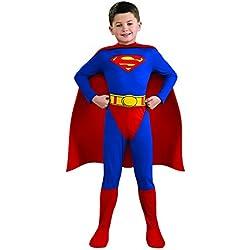 Superman Child's Costume, Large