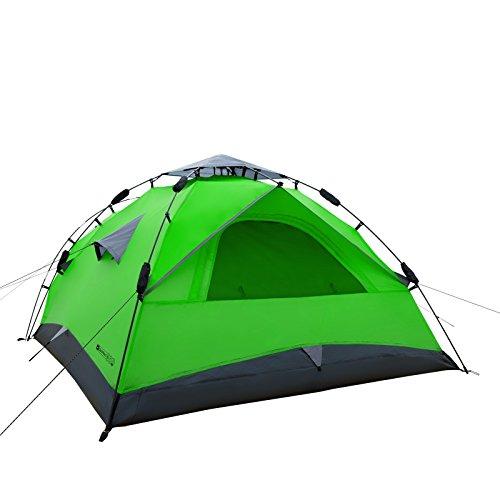 Qeedo Quick Pine 3 Campingzelt - 7