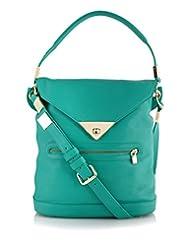 Viari Bay Shoulder Bag (Emerald Green)