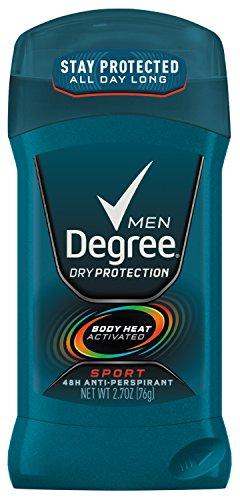 Degree M-BB-1198 Sport Invisible Antiperspirant & Deodorant