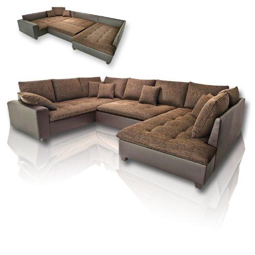 ROLLER Wohnlandschaft HOT CHOCOLATE Couch Sofa