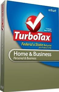 Amazon.com: TurboTax Home & Business Federal + e-File ...