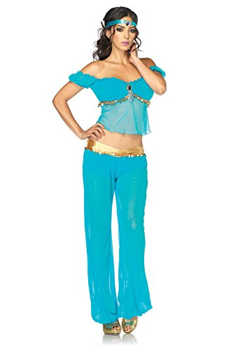 Disney 3Pc. Princess Jasmine Costume