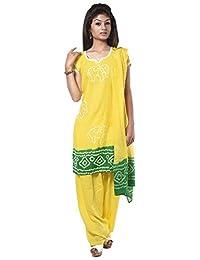 NITARA Women's Cotton Stitched Salwar Suit Sets - B01AJK3EAS