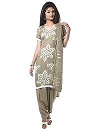 NITARA Women's Cotton Stitched Salwar Suit Sets - B01AJK5KUA