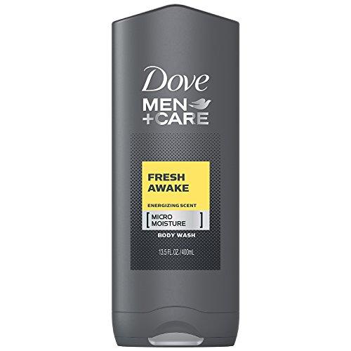 Dove Men Plus Care Body and Face Wash, Fresh Awake, 13.5 Oun