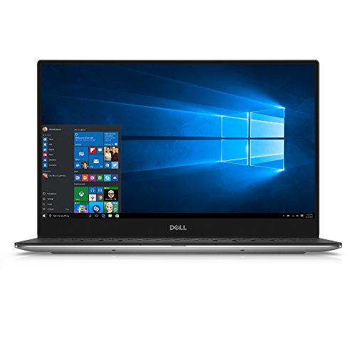 Dell XPS9360-4841SLV 13.3″ Laptop (7th Generation Intel Core i7, 8GB RAM, 256 GB SSD, Silver)