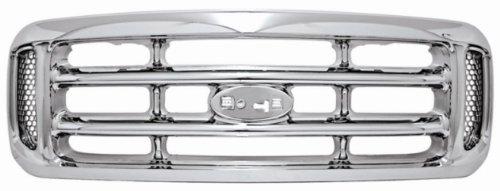 IPCW CWG-GR0307C0C Chevrolet Pickup Chrome Composite Grille