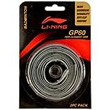 Li-Ning GP 60 Replacment Badminton Grip, Pack Of 2