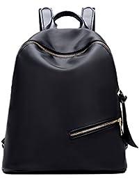 Rrimin Waterproof Nylon Bachpack Gilr's Outdoor Travel School Backpack For Girl Women