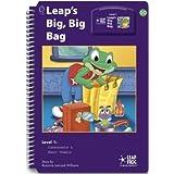 Leap Frog Inter Active Decodable Level 1 Book: Leaps Big, Big Bag Short Vowels (Short A, I, O Review)