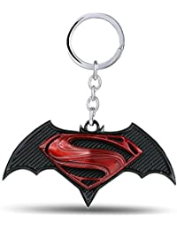 House Of Quirk Batman VS Superman Keychain Or Car Hanging
