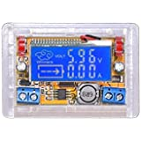 Xcluma Dc-Dc Step Down Power Supply Adjustable Module With Lcd Display With Housing Case