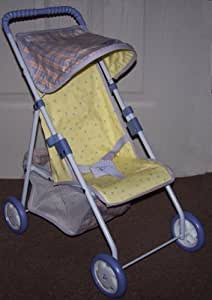 Amazon.com: Bitty Baby RETIRED Single Stroller: Toys & Games