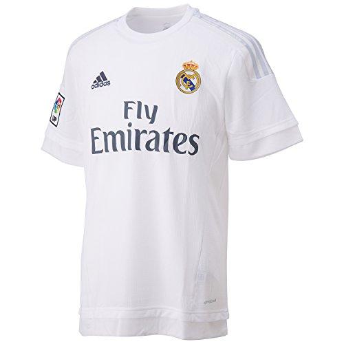 Prepárate para el Clásico  Camiseta del Real Madrid 2016 17 con el ... 7917bd8827549