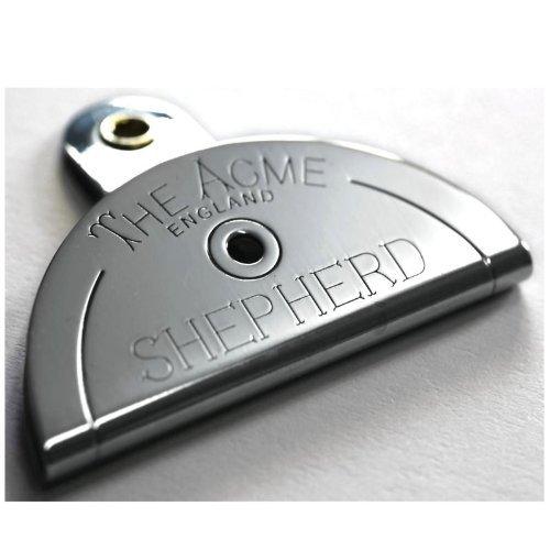 Shepherd Mouth Whistle - Nickel Silver