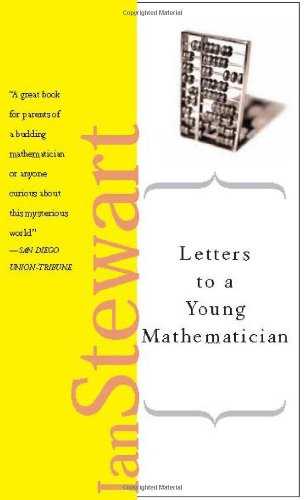 New ebook download free Letters to a Young Mathematician in English by Ian Stewart
